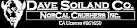 Dave Soiland NorCal Crushers Logo